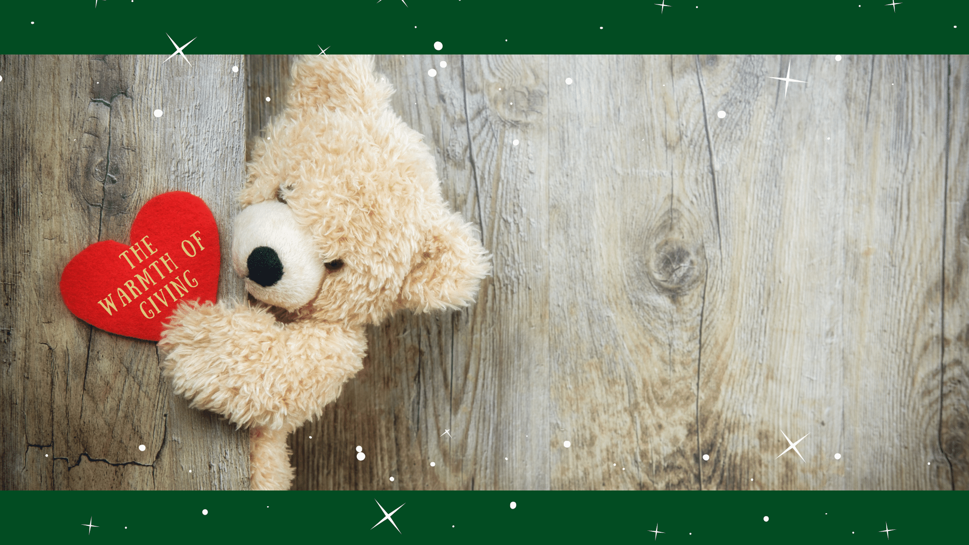 Teddy's 🐻 for Christmas Donation Drive💫