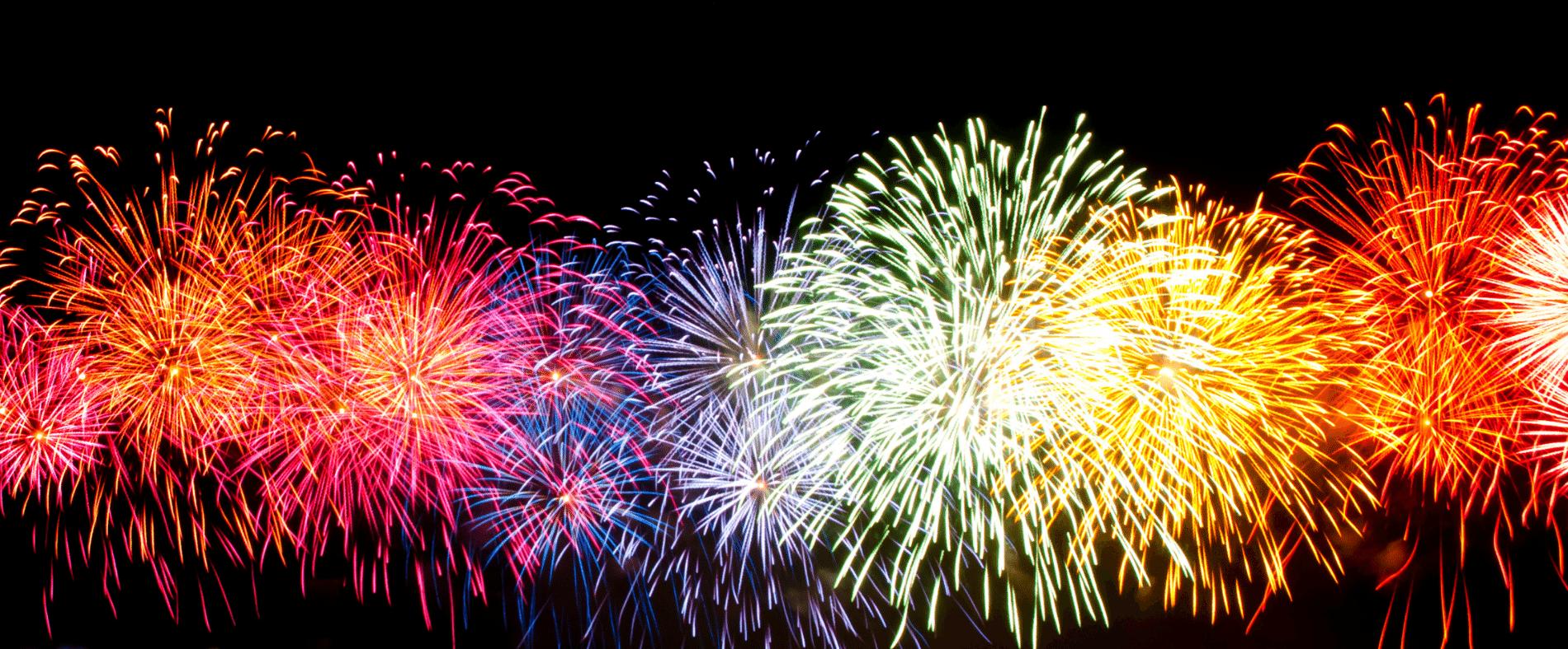 Say Goodbye to 2020!! HOA sponsored New Year's Eve Fireworks.