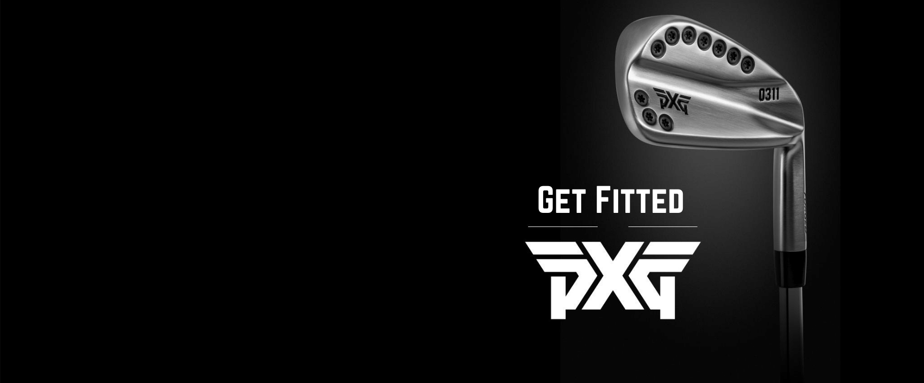 PXG Professional Fitting