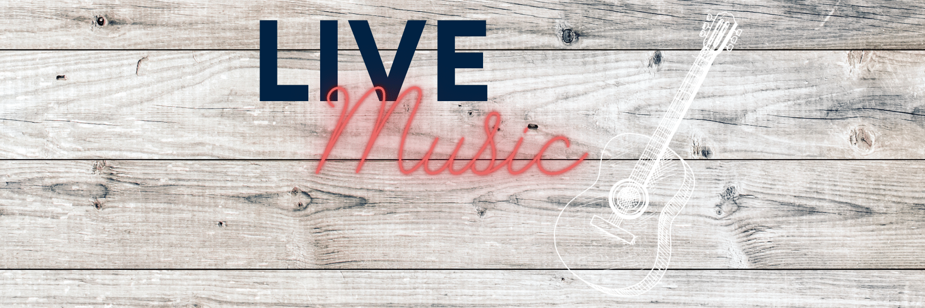 Live Music with Dallas Hudson