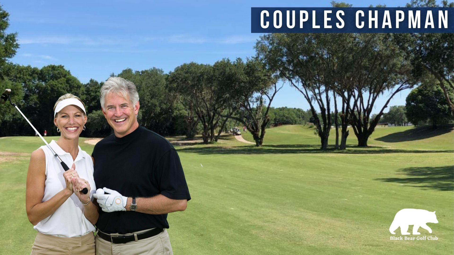 Couples Chapman Golf Event